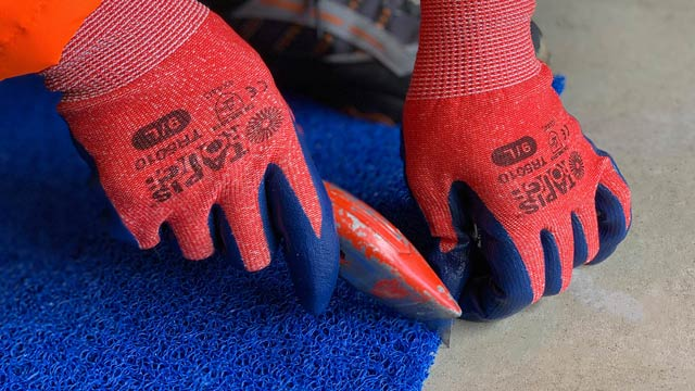 Tapis Rouge Work Safety Gloves