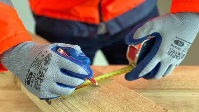 Work Gloves General Purpose Low-Cut